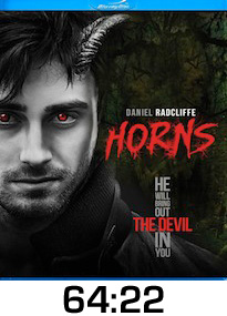 Horns Bluray Review
