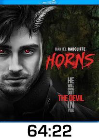 Horns Bluray Review