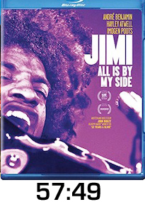 Jimi All Is By My Side Bluray Review