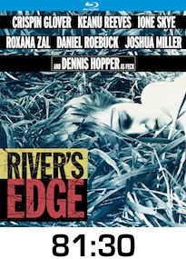 Rivers Edge Bluray Review
