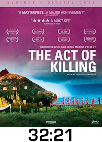The Act of Killing Bluray Review2