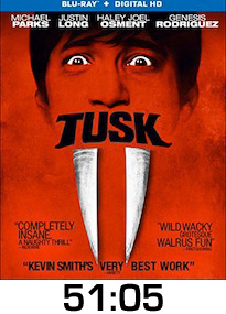 Tusk Bluray Review