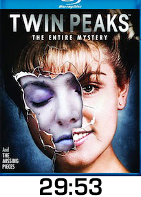 Twin Peaks Entire Mystery Bluray Review 2