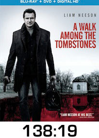 Walk Among the Tombstones Bluray Review