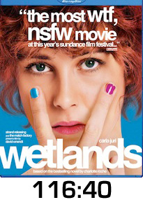 Wetlands Bluray Review