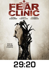 Fear Clinic DVD Review