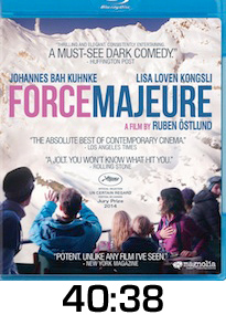 Force Majeure Bluray Review