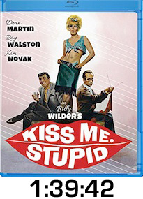 Kiss Me Stupid Bluray Review