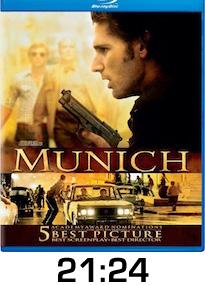 Munich Bluray Review