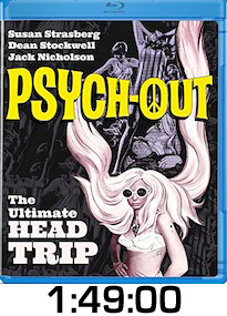 PsychOut Bluray Review