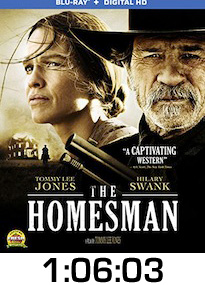The Homesman Bluray Review