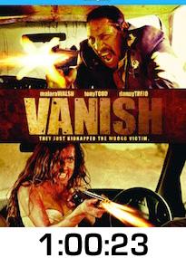 Vanish Bluray Review