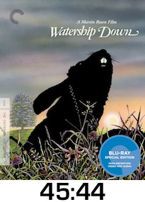 Watership Down Bluray Review