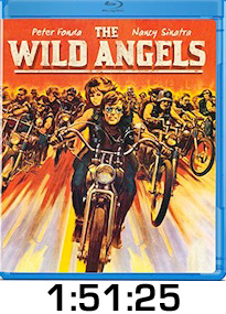 Wild Angels Bluray Review