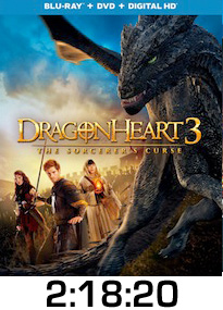 Dragonheart 3 Bluray Review