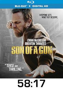 Son of a Gun Bluray Review