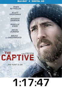 The Captive Bluray Review
