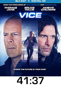 Vice Bluray Review