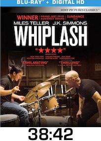 Whiplash Bluray Review