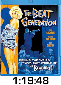Beat Generation Bluray Review