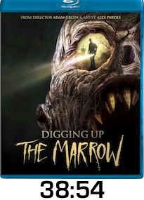 Digging Up The Marrow Bluray Review