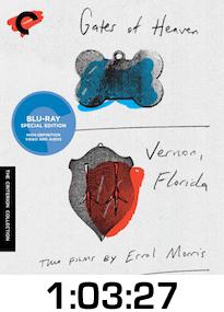 Gates of Heaven Vernon Florida Bluray Review