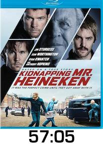 Kidnapping Mr Heineken Bluray Review
