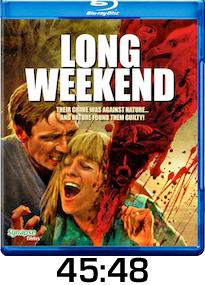 Long Weekend Bluray Review