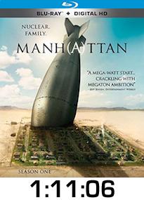 Manhattan Bluray Review