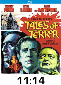 Tales of Terror Bluray Review