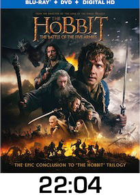 The Hobbit Battle of the Five Armies Bluray Review