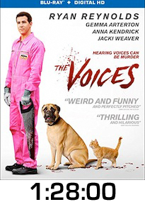 The Voices Bluray Review