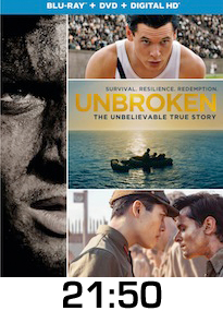 Unbroken Bluray Review