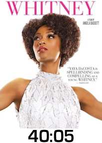 Whitney DVD Review