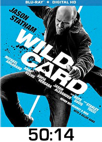 Wild Card Bluray Review