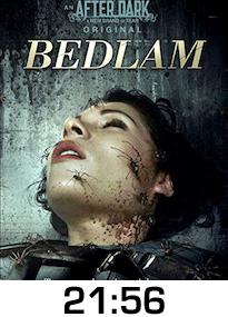 Bedlam DVD Review