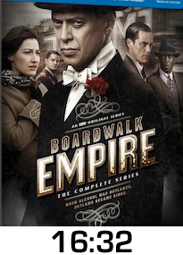 Boardwalk Empire Complete Series Bluray Review