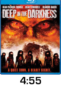 Deep In The Darkness Bluray Review
