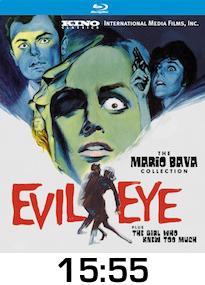Evil Eye Bluray Review