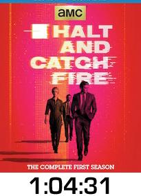 Halt Catch Fire Season 1 Bluray Review