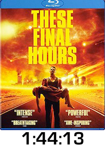 These Final Hours Bluray Review