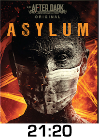 Asylum Bluray Review