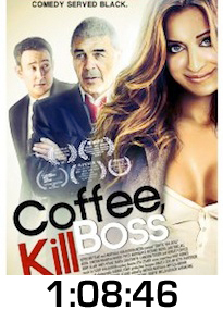 Coffee Kill Boss DVD Review