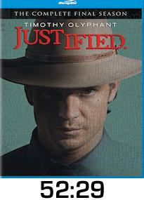 Justified Final Season Bluray Review