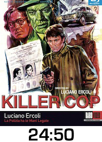 Killer Cop Bluray Review
