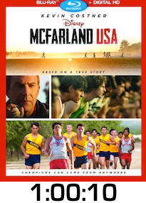 McFarland USA Bluray Review