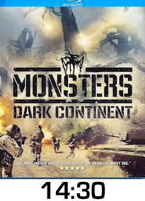 Monsters Dark Continent Bluray Review
