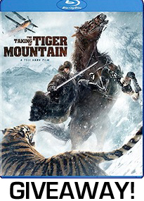 Taking of Tiger Mountain Giveaway Image
