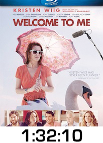 Welcome To Me Bluray Review
