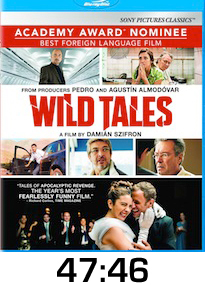 Wild Tales Bluray Review